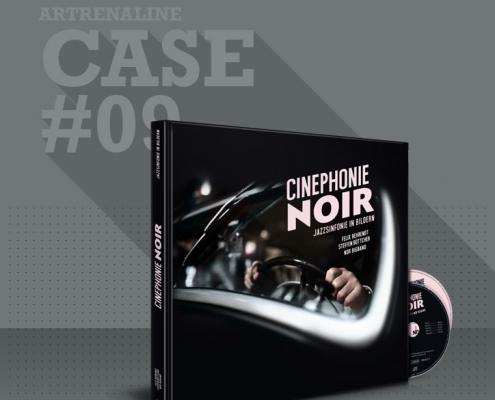 Cinephonie Noir Buch